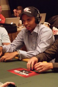 Yes Phil Ivey.  YOU are going for bracelet #8.