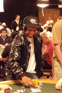 Ivey is at the final table.  Thankfully he left this jacket at home...we hope....